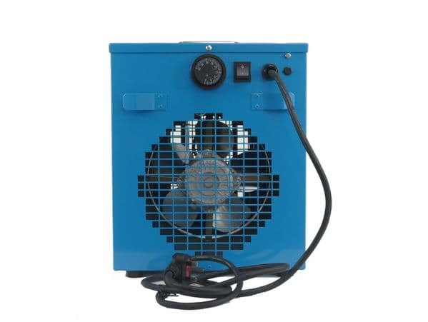 Blue Giant Series FF3T Industrial Electric Heater (3Kw / 12000Btu) 110V~50Hz